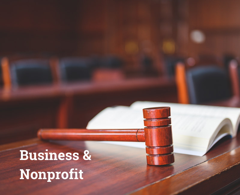 Business and Nonprofit Law